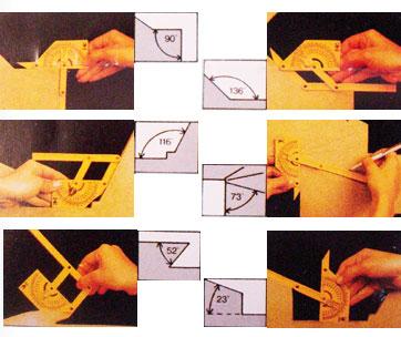 Multi Purpose Angle Finder